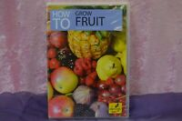 DVD how to grow fruit neuf sous blister