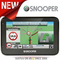 Snooper Truckmate S2700│HGV Trailor GPS SatNav│FREE Lifetime UK-Full Europe Maps