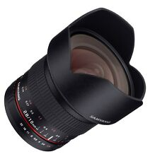 Samyang 10mm F2.8 Ed comme Ncs Cs Ultra Objectif Grand Angle Nikon Dx Modèle