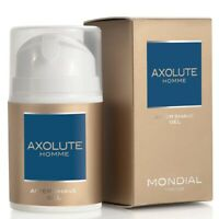Mondial Axolute Homme After Shave Gel 50ml Luxury Post Shave Skin Care Cream Mad