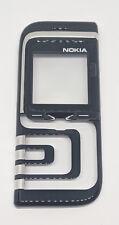 Genuine Original Nokia 7260 Front fascia cover housing Black