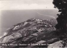 SIROLO: Panorama dal Belvedere di M. Conero  1957