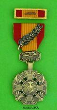 Vietnam Gallantry Cross palm Medal & Unit Citation Ribbon Bar (Navy, Air Force)