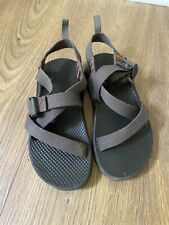 chacos kids youth size 3 gray stappy sandals boys girls