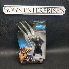 X-MEN ORIGINS WOLVERINE-VICTOR CREED WITH JACKET FIGURE WALMART EXCLUSIVE E-830