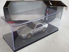 Schuco PRO.R43 1/43 Porsche 924 Carrera GT silver 450889700 OVP 911 944 >UMBAU !