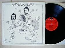 The Who By Numbers Dutch LP Squeeze Box Polydor 2490 129 1975 EX/EX+