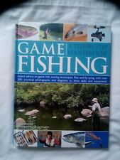 Fishing Book - Game Fishing - Trout, Salmon, Casting, Flies. Fly Tying, Methods