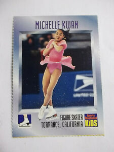 """Sports Illustrated SI For Kids UD Olympic Ice Figure Skating """" YOU PICK """" Skater"""