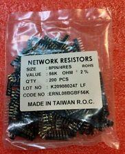 Network Resistance A09 1//10//22//33//47//56//100//200//220 Ω K Ohm DIP Array Resistor