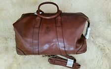 For GRADS Polo Ralph Lauren Large Core Leather Duffle Bag