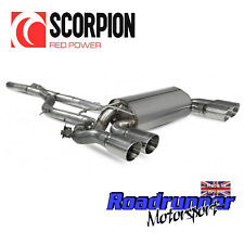 Scorpion BMW M2 Competition Exhaust System GPF Back Valved NonRes Polish SBMS081