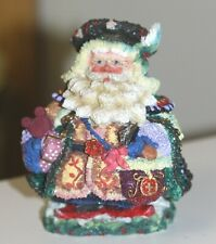 "Possible Dreams Crinkle Claus 1997 Paris Crinkle #659129 shimmer 4 3/4"" T no box"