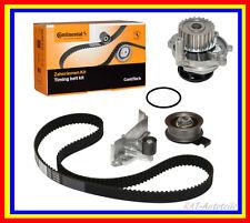 Zahnriemensatz CONTI +Wasserpumpe EU AUDI A4 (8E2, B6) 2.0 96KW 130PS Motor ALT