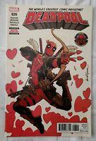 Deadpool #26 Duggan Hepburn Tartaglia Knivila  Marvel Comic