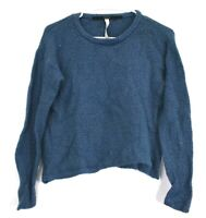 Kensie Women's Small Long Sleeve Crew Neck Nylon Blend Soft Touch Sweater