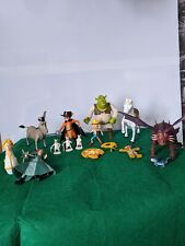 Shrek 2 2004 Hasbro Figures Bundle