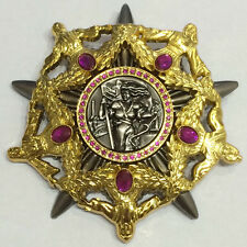 The Order of the Hero of Socialist Labour, yugoslavia Order Badge, top scarce!!