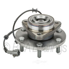 Wheel Bearing and Hub Assembly Front BCA Bearing WE61000