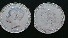 PORTUGAL / 500 REIS - 1910 / D.MANUEL II - MARQUES POMBAL / SILVER COIN