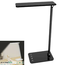 MoKo 8W Dimmable LED Desk Lamp Touch Control Eye-Caring Working Reading Lamp