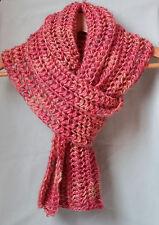 écharpe laine créateur fait main 100 %