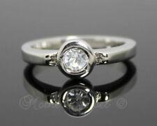 Diamond Silver Plated Cubic Zirconia Fashion Jewellery