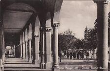 * NIZZA MONFERRATO - Portici Teatro Sociale 1941