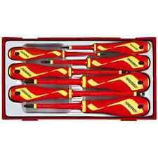 Teng outil Outils Contrôle 7pce 1000V Isolation électrique Set tournevis+bac