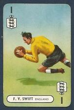 PEPYS INTERNATIONAL WHIST PLAYING CARD 1948 -#01-ENGLAND-F.V.SWIFT