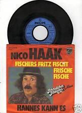 Nico Haak - Fischers Fritz Fischt frische Fische