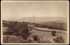 India. Maharashtra State. # 25. Chikalda. View from Col. Lane's.