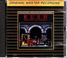 Rush - Moving Pictures - Mobile Fidelity Sound Lab 24 K Gold CD UDCD569  MFSL EX