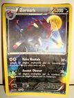 A150 Carte Pokémon ZOROARK PV 100 71/108 Holo Mosaïque Noir & Blanc