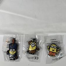 Despicable Me Minion Scavenger Hunt Magnet set of 3 New Universal Studios