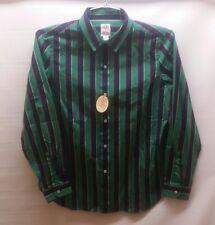 NWT Vintage J.G. Hook Womans button down shirt, size 16