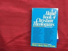 A Hand-book of Christian Theologians 1987 Paperback