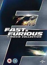 Películas en DVD y Blu-ray acciones Fast & Furious DVD