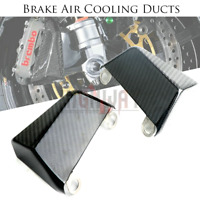 108mm Carbon Fiber Brake Cooling Air Ducts Channel For Honda CB1100 RS 17-19