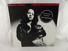 Rachel Sweet - Protect the Innocent Original OZ Press   1980