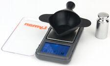 Reloading Scale 1500 Grain Capacity Digital Powder Calibration Weight Portable