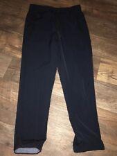 Women's G Star Raw Navy Blue Jogger Slim Leg Elastic Waist Pants Sz Xs 0/2