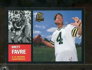 1996 Topps 40th Anniversary BRETT FAVRE #7 Green Bay Packers (JU30