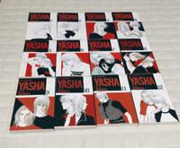 Japanese Language Yasha 1-12 Comic Complete set Akimi Yoshida Manga Book