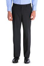 Van Heusen Mens Suits Stretch Business Pants Trouser Vctm08 Charcoal 100