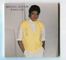 Michael Jackson CD Hybrid dual disc THRILLER audio + video 2006 Limited Edition