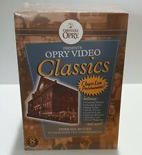 DVD Opry Video Classic Live Performances R4