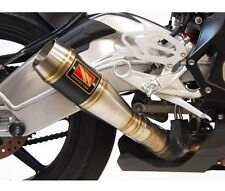 Competition Werkes GP Slip-On Exhaust for 2015 BMW S1000RR / WB1001