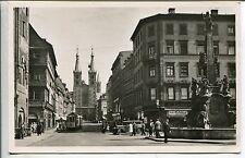 Frankierte Ansichtskarten aus Deutschland mit dem Thema Straßenbahn
