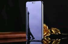 Samsung galaxy J7 2016 model mirror view flip cover(Blue colour )